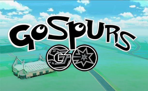 GoSpurs GO Logo