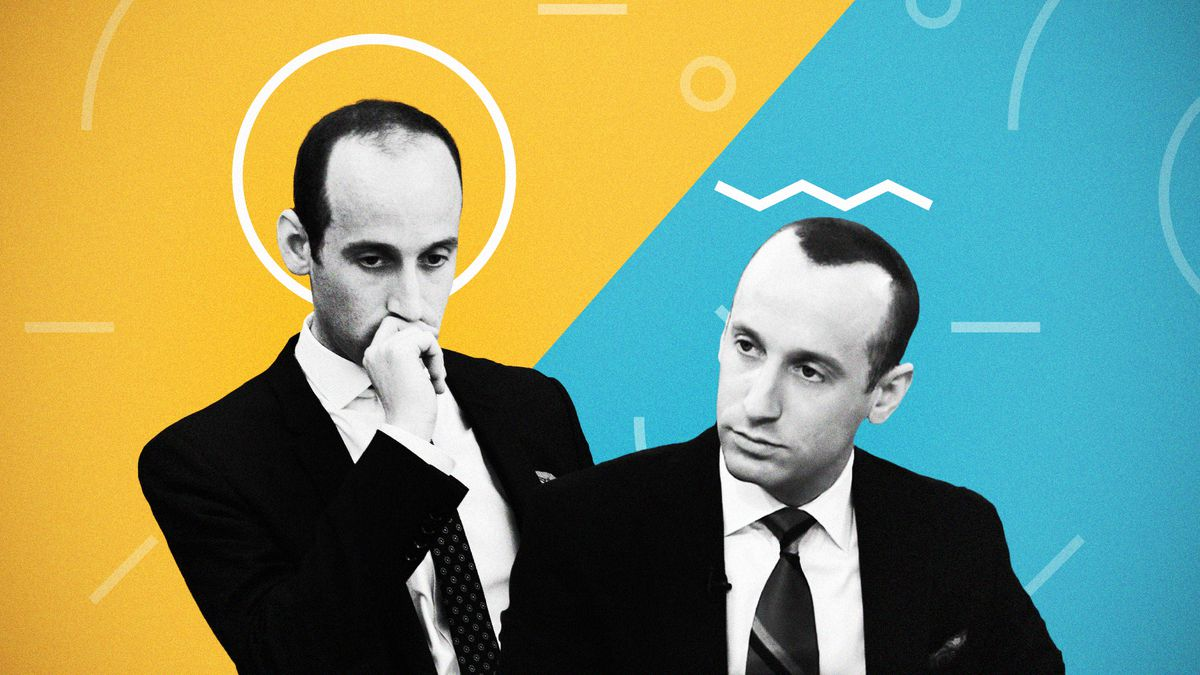 Stephen Miller And Spray On Hair Explained Vox