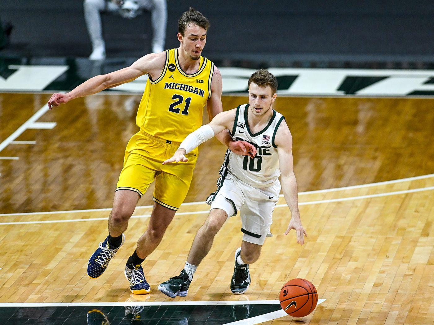 Michigan State Basketball: Guard Jack Hoiberg Enters Transfer ...