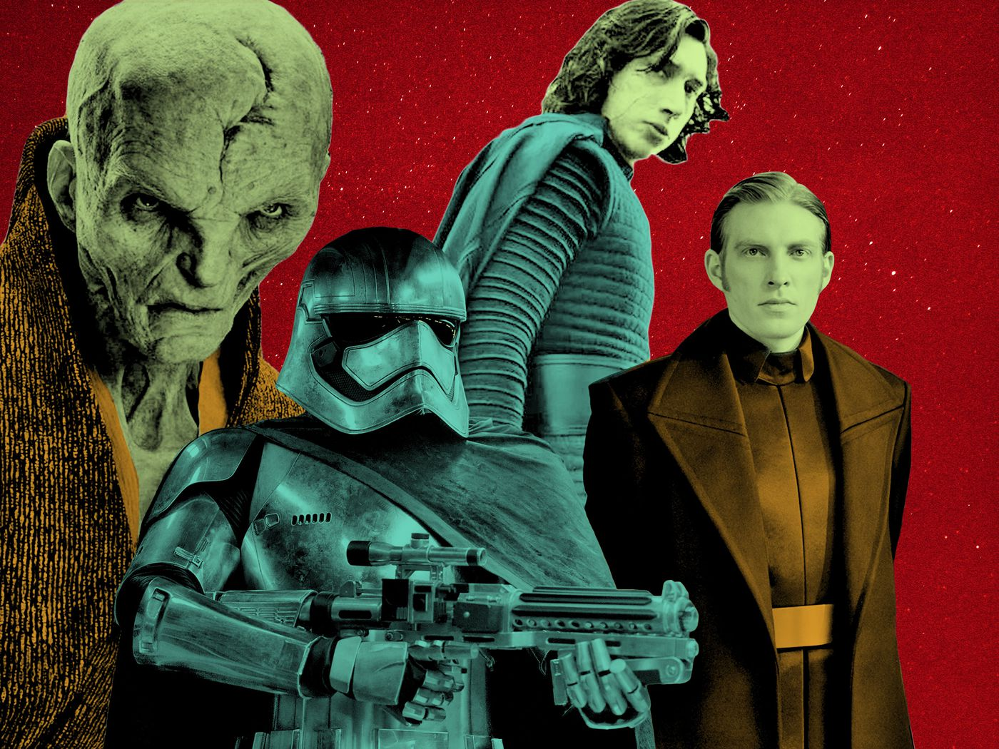 The Star Wars The Last Jedi Exit Survey The Ringer