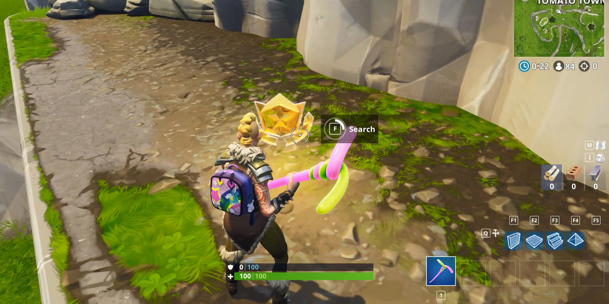 Follow The Treasure Map Found In Risky Reels Fortnite Season 5 Challenge Location Guide Polygon In season 3 many new locations present today was added; follow the treasure map found in risky