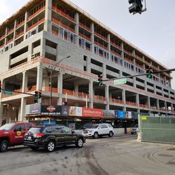 Addison & Clark project across from Wrigley