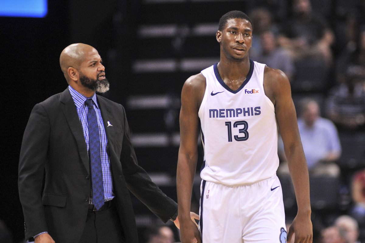Image result for jaren jackson jr usa today