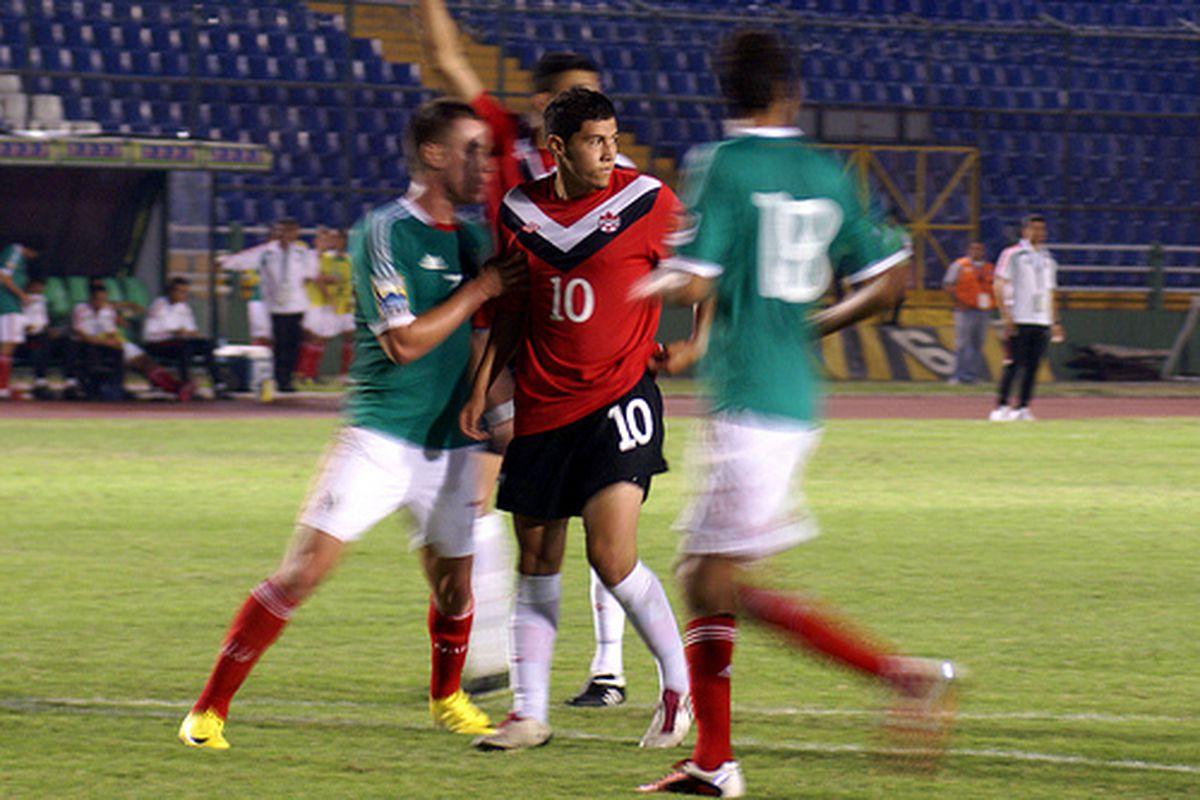 Jonathan Osorio. Soon to be TFC player?