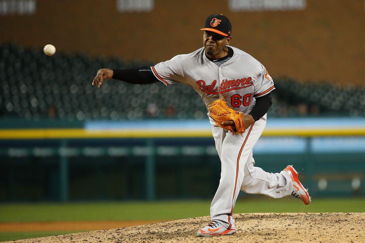 Baltimore Orioles v Detroit Tigers