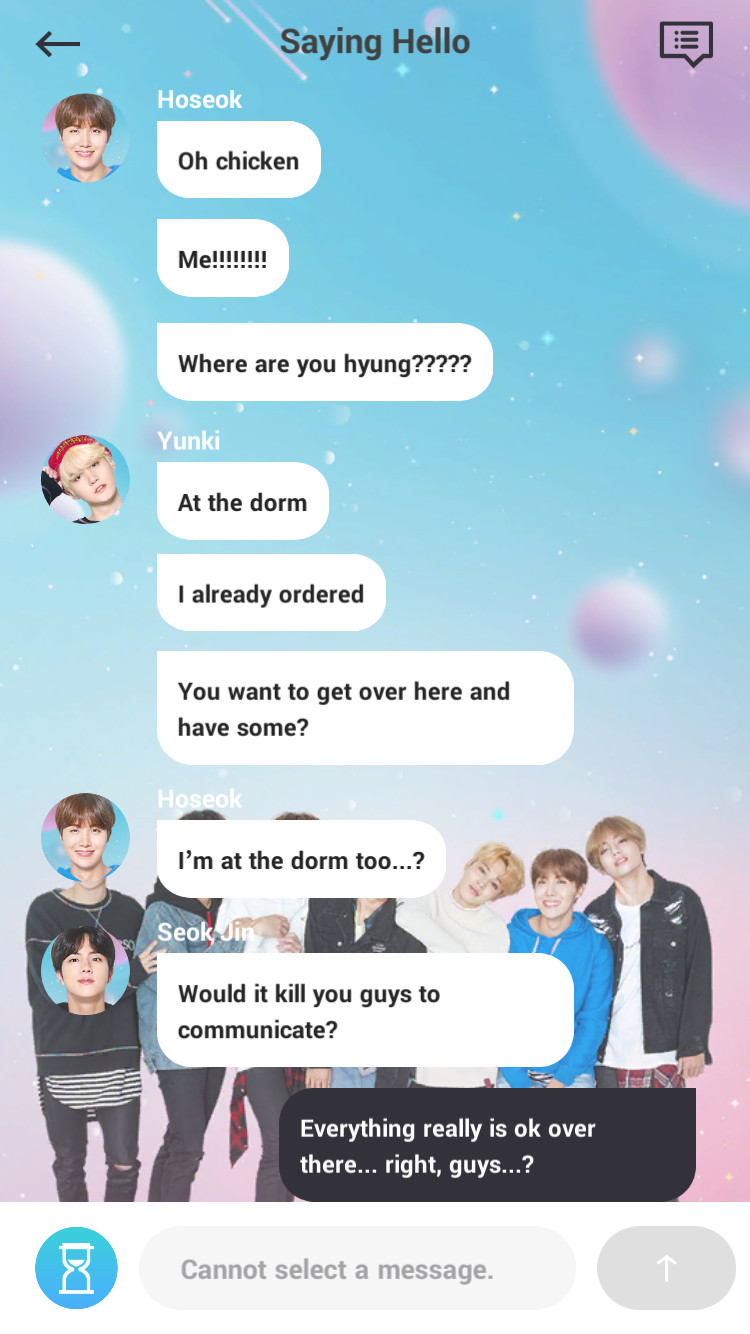 BTS World is straight up self-insert fanfiction - Polygon
