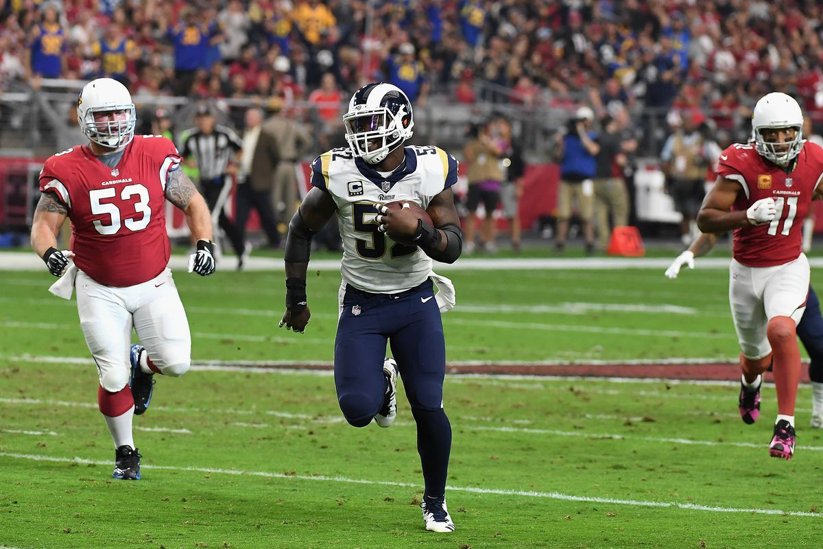 Rams trade LB Alec Ogletree to the New York Giants for 2 draft picks ... d08d5fea5