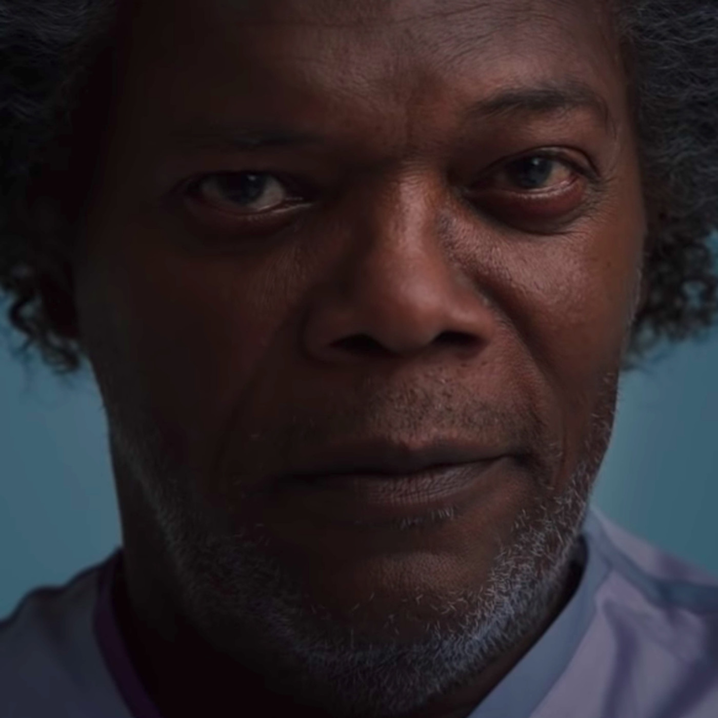 Glass trailer: Unbreakable and Split merge into something