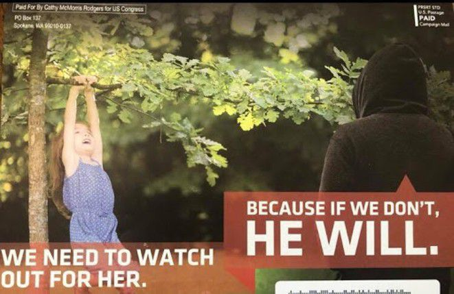 CMR_Campaign_AD_Mailer_1 House Republicans' top-ranking woman is facing the toughest reelection of her career
