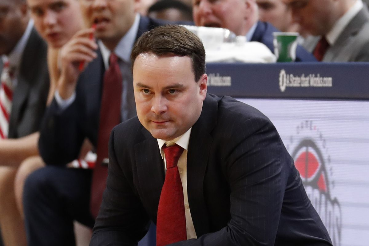 NCAA Basketball: Crossroads Classic-Indiana at Notre Dame