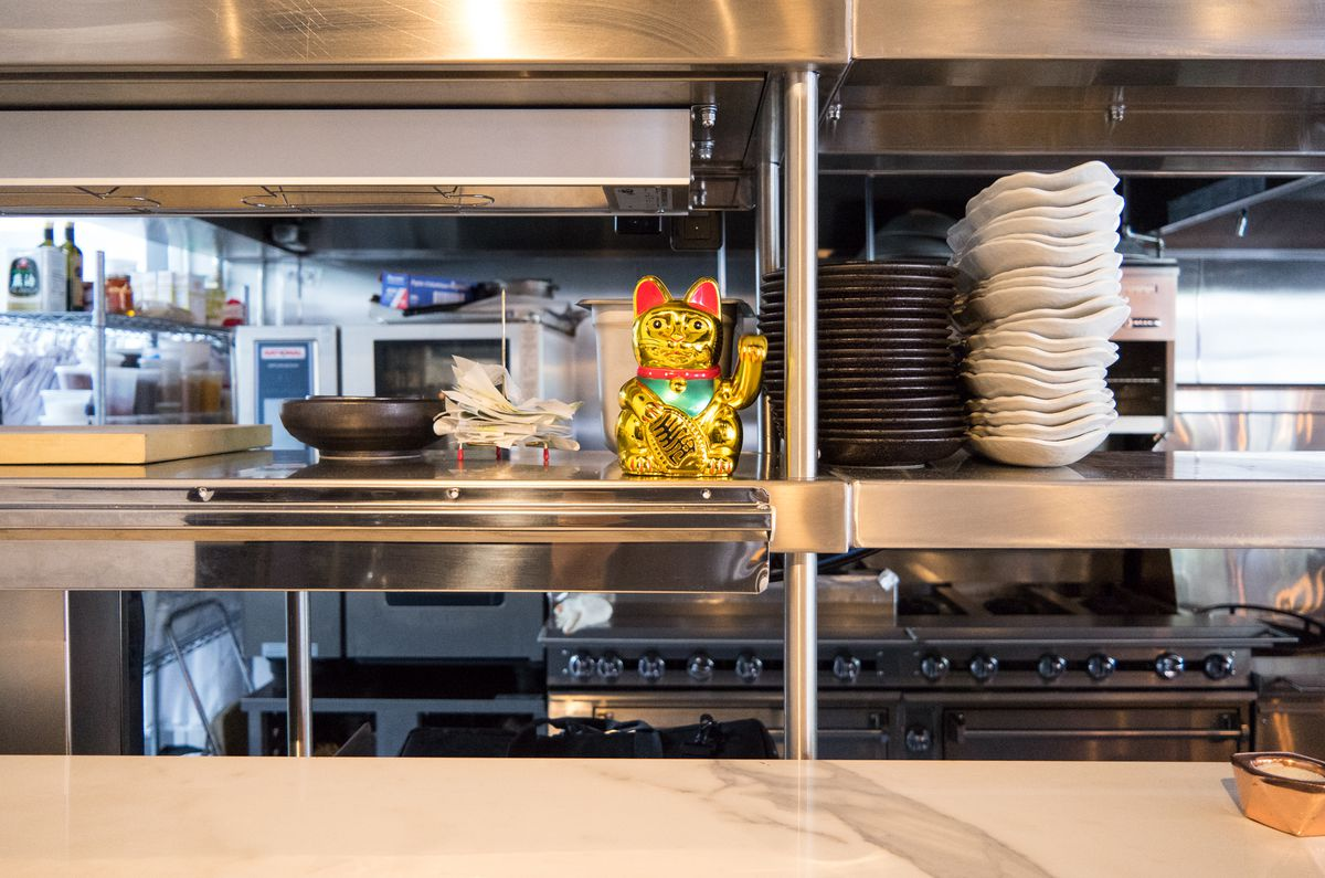 Na name all the fast food restaurants - Step Inside No Name Chinese The New Restaurant From The Uvaggio Guys Eater Miami