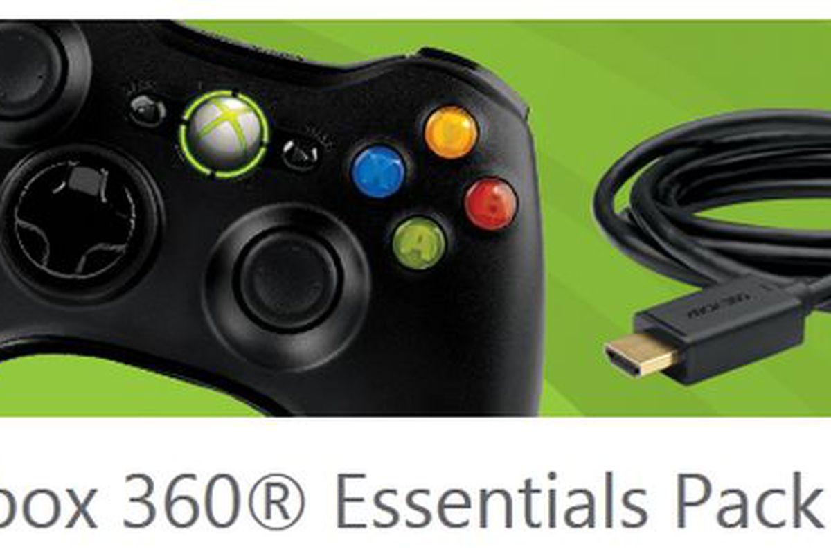 xbox 360 essentials