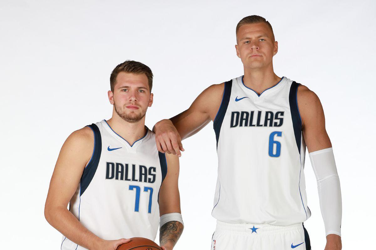 2019-20 Dallas Mavericks Media Day