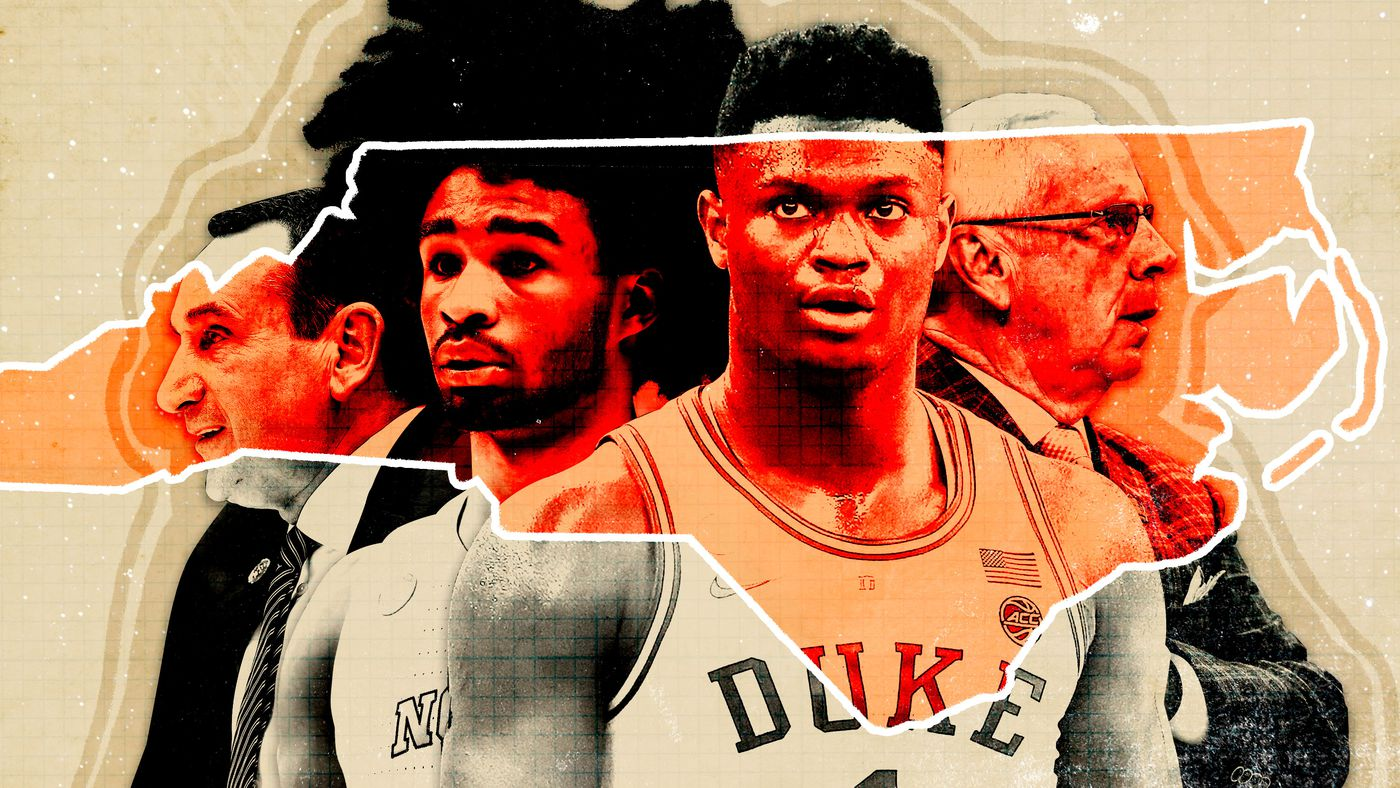 NCAA Basketball- The Ringer - cover