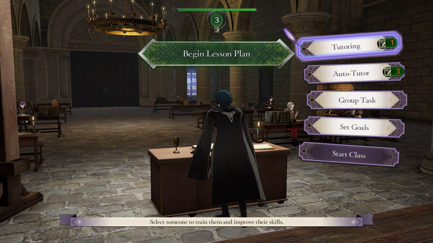 Fire Emblem: Three Houses class system explained - Polygon