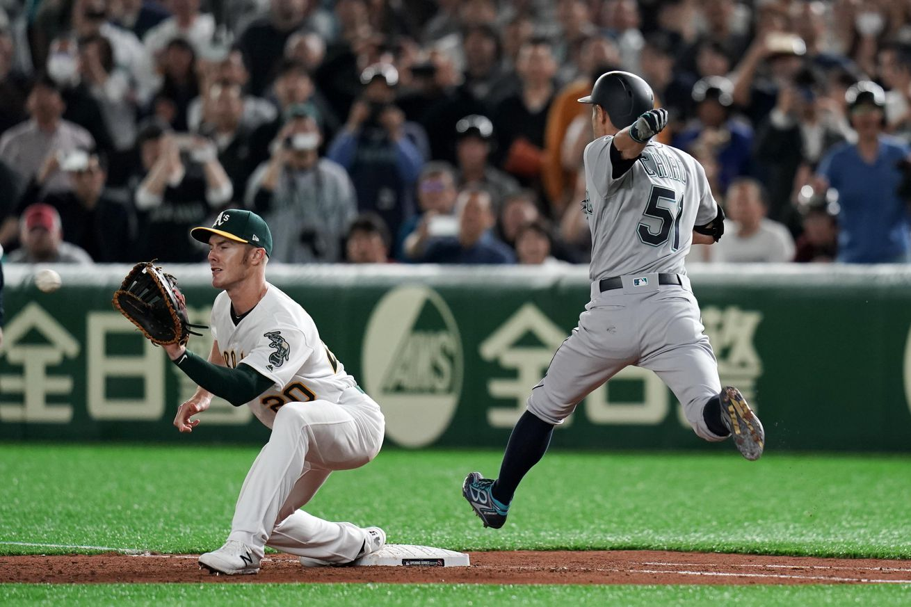 Ichiro, and the promise of what could be