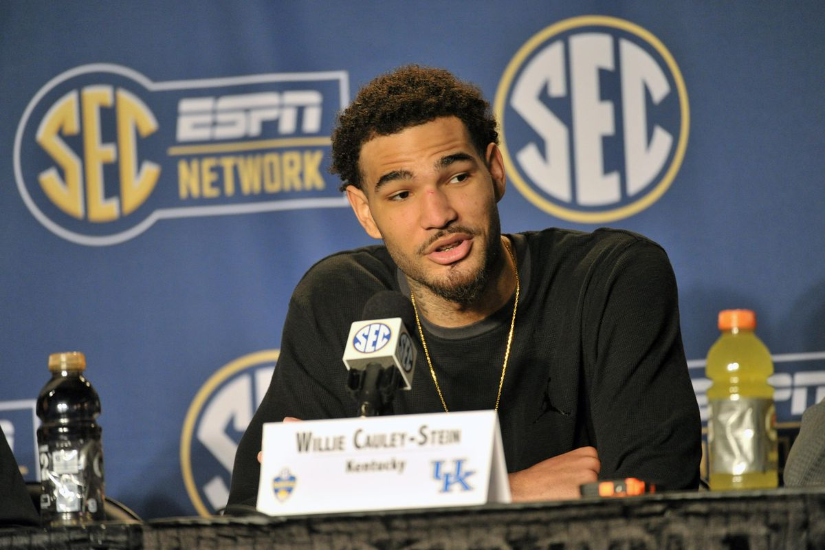 f0ea3beed0b SB Nation mock draft  The Orlando Magic select Willie Cauley-Stein ...