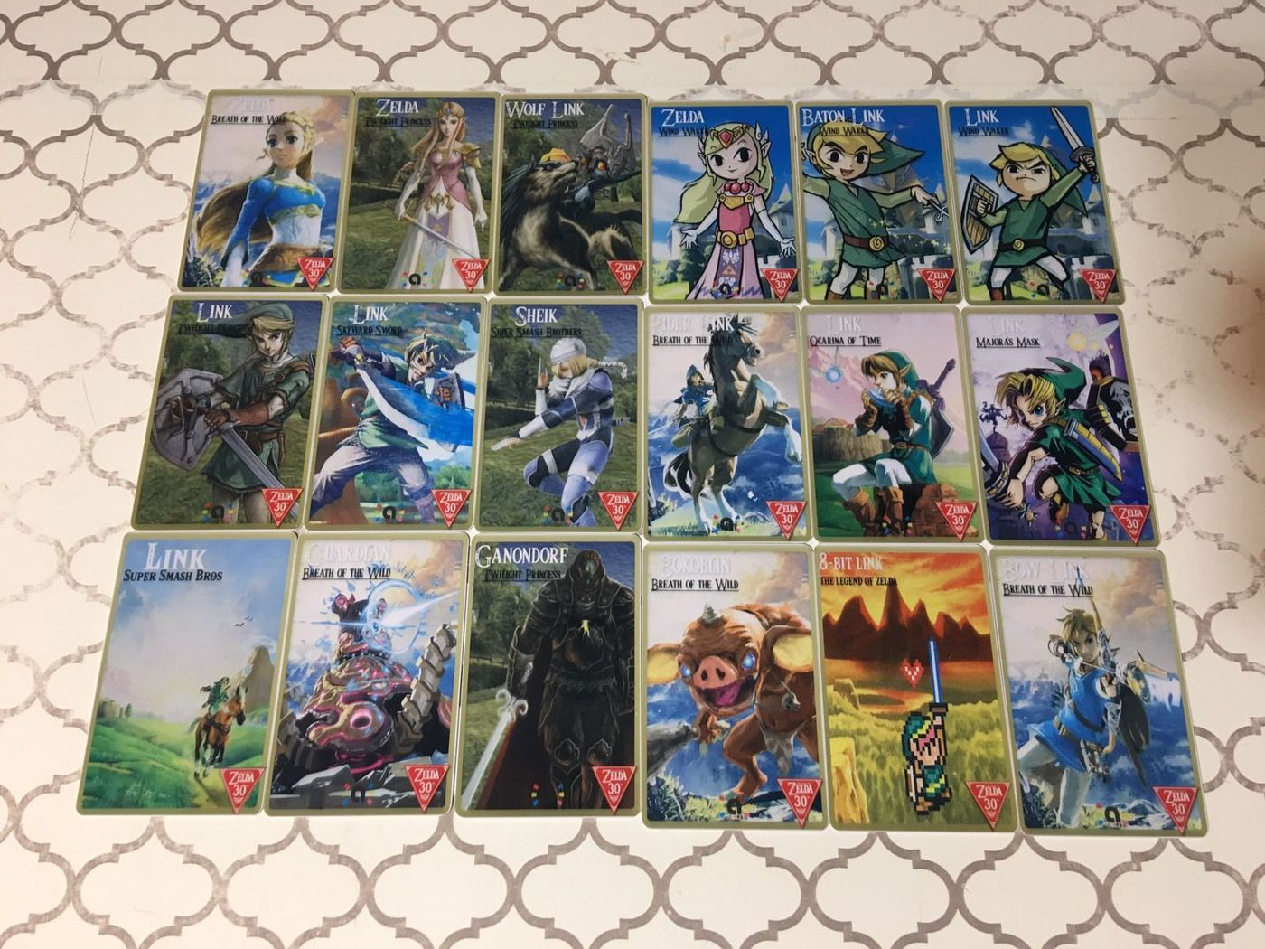 With real amiibo hard to find, Nintendo fans are making and