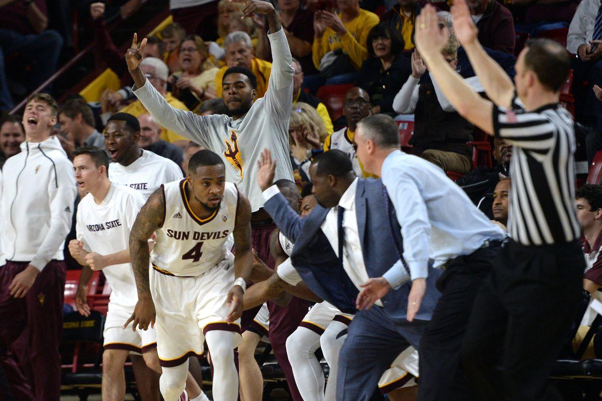NCAA Basketball: Colorado at Arizona State