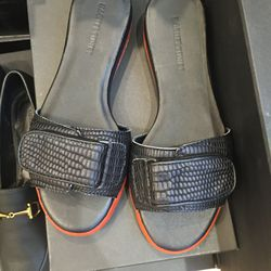 Rachel Comey Marfa slides, size 7, $134.70 (from $449)