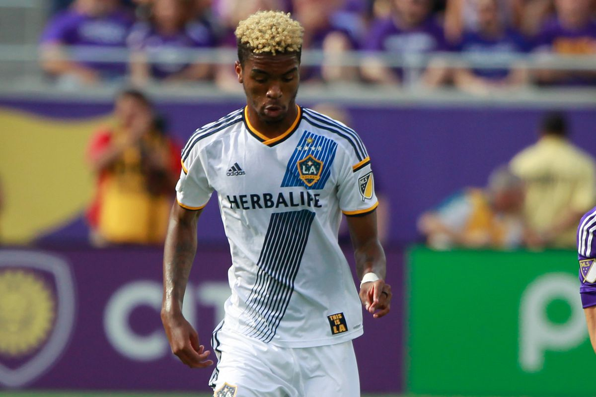 Bradford Jamieson IV is a product of the LA Galaxy academy system.