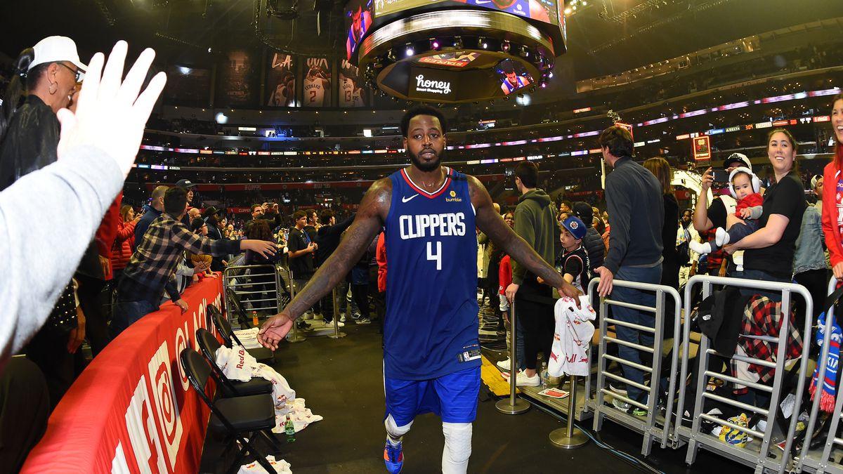 New York Knicks v LA Clippers