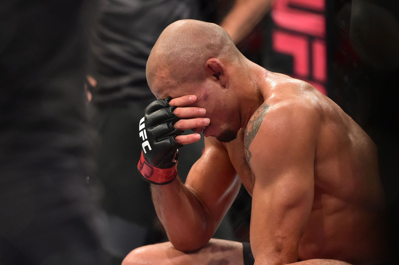 Jose Aldo releases statement following UFC 212 loss to Max Holloway   'I'll come back!'