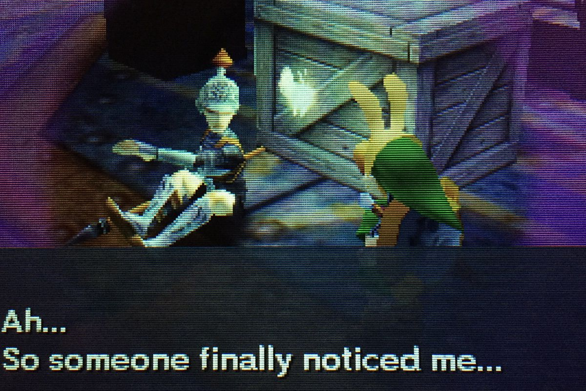 054a8be70 The Legend of Zelda: Majora's Mask 3D introduces a few changes to the  classic action-adventure game, but none are as stymying as the relocation  of two of ...