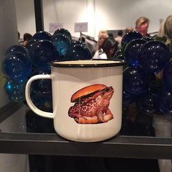Toad mug, $5 (from $23)
