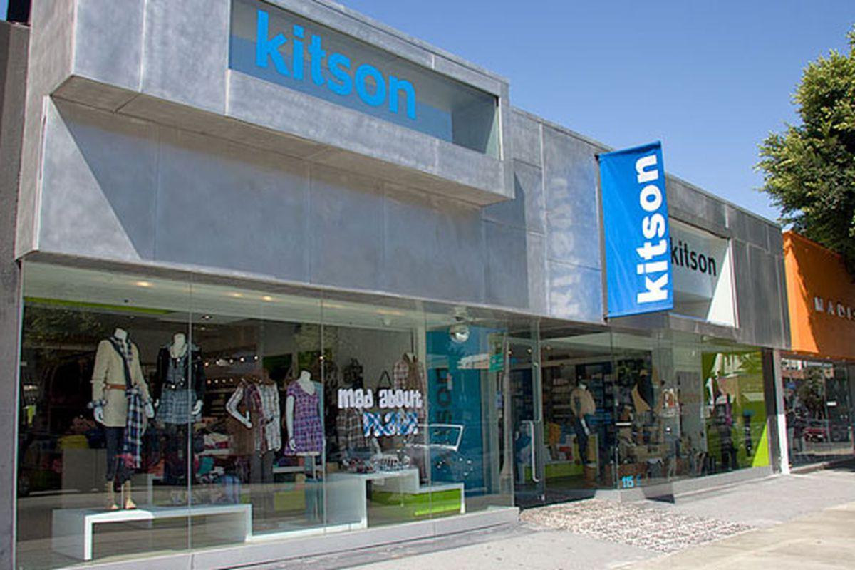 "Kitson on Robertson. Photo via <a href=""http://www.losangeles-shop.com/"">Los Angeles Shop</a>."