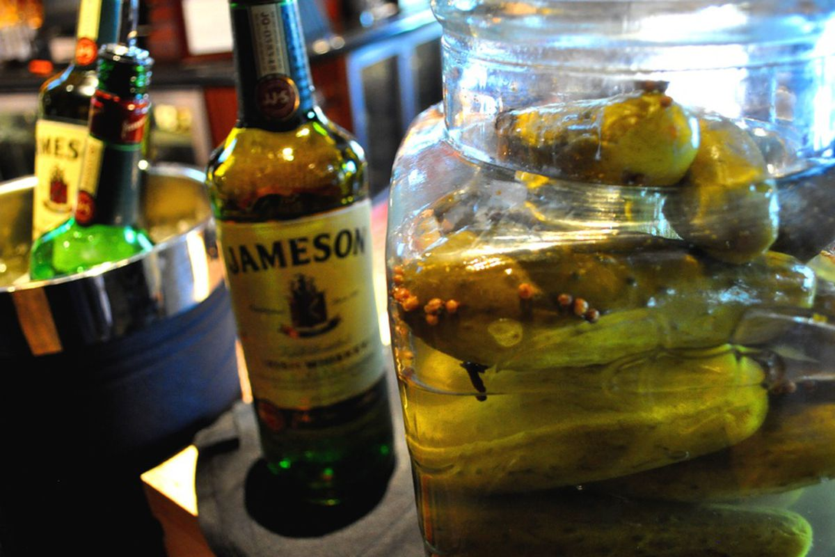 The pickleback, coming to Rattlecan