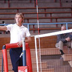 Officials working prep volleyball matches have been few. Many opted not to work when scoring changes lengthened matches.