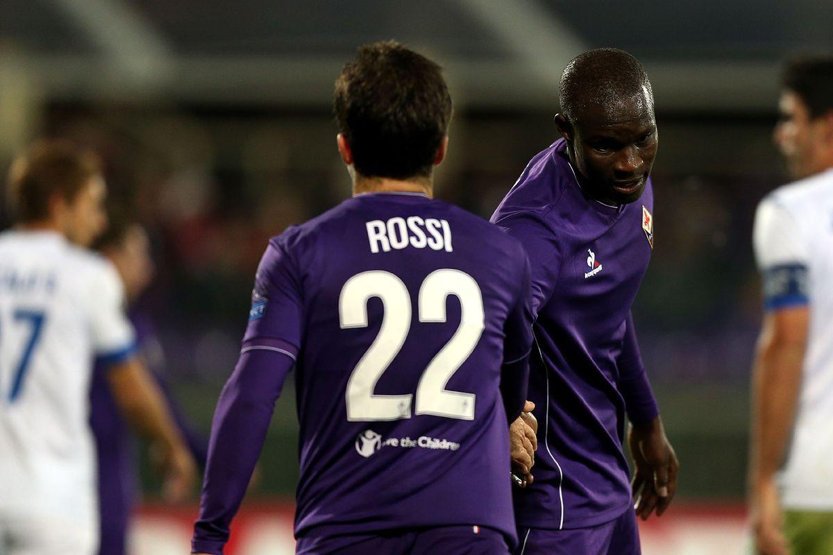 ACF Fiorentina v Os Belenenses - UEFA Europa League