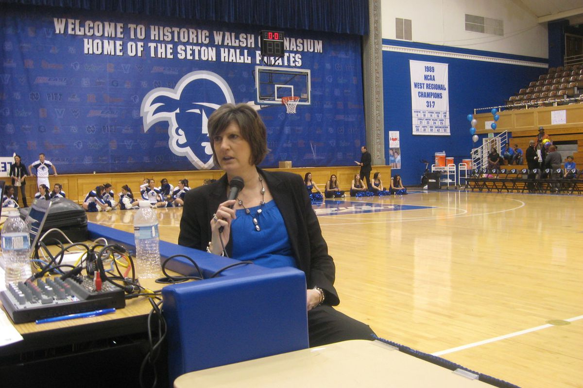 Seton Hall coach Anne Donovan believes the Seton Hall Pirates will not be an easy out in the Big East Tournament.