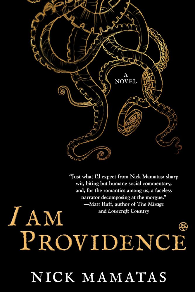 The 11 best science fiction and fantasy novels of 2016 the verge i am providence by nick mamatas gumiabroncs Images