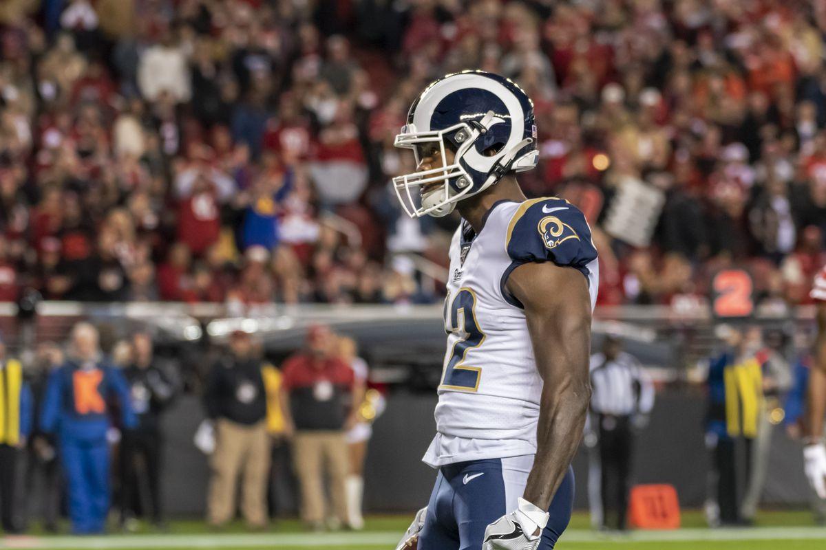 NFL: DEC 22 Rams at 49ers