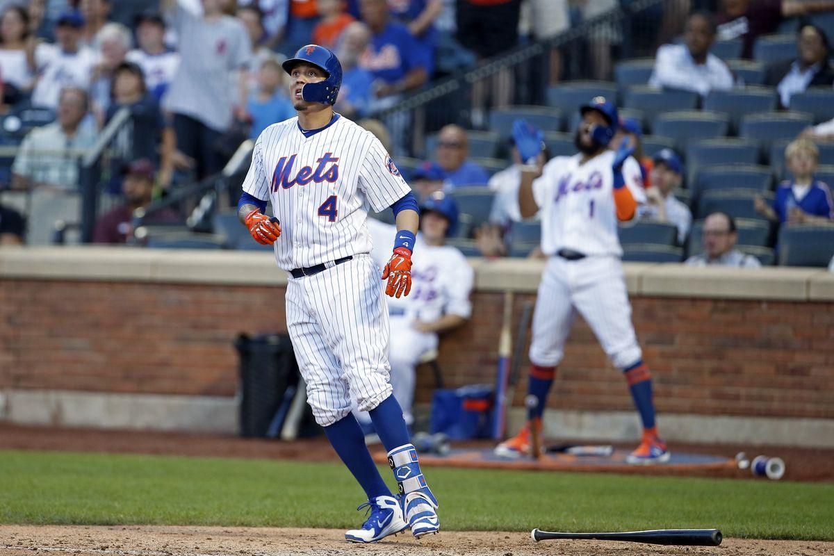 MLB: Game One-Philadelphia Phillies at New York Mets