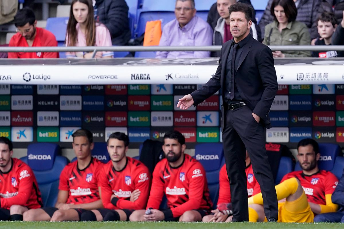 Espanyol v Atletico Madrid - La Liga Santander
