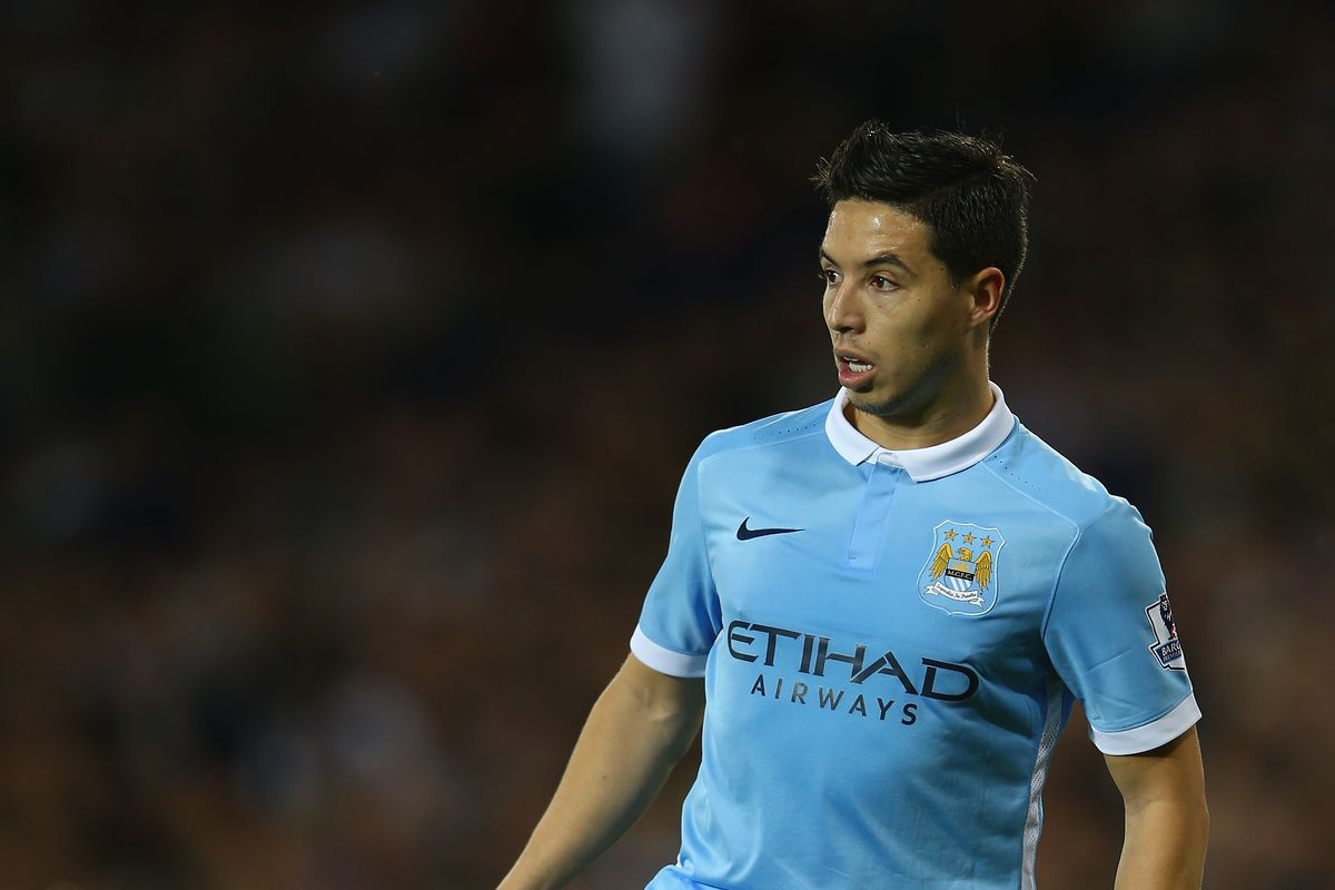 OFFICIAL Manchester City midfielder Samir Nasri joins Sevilla on