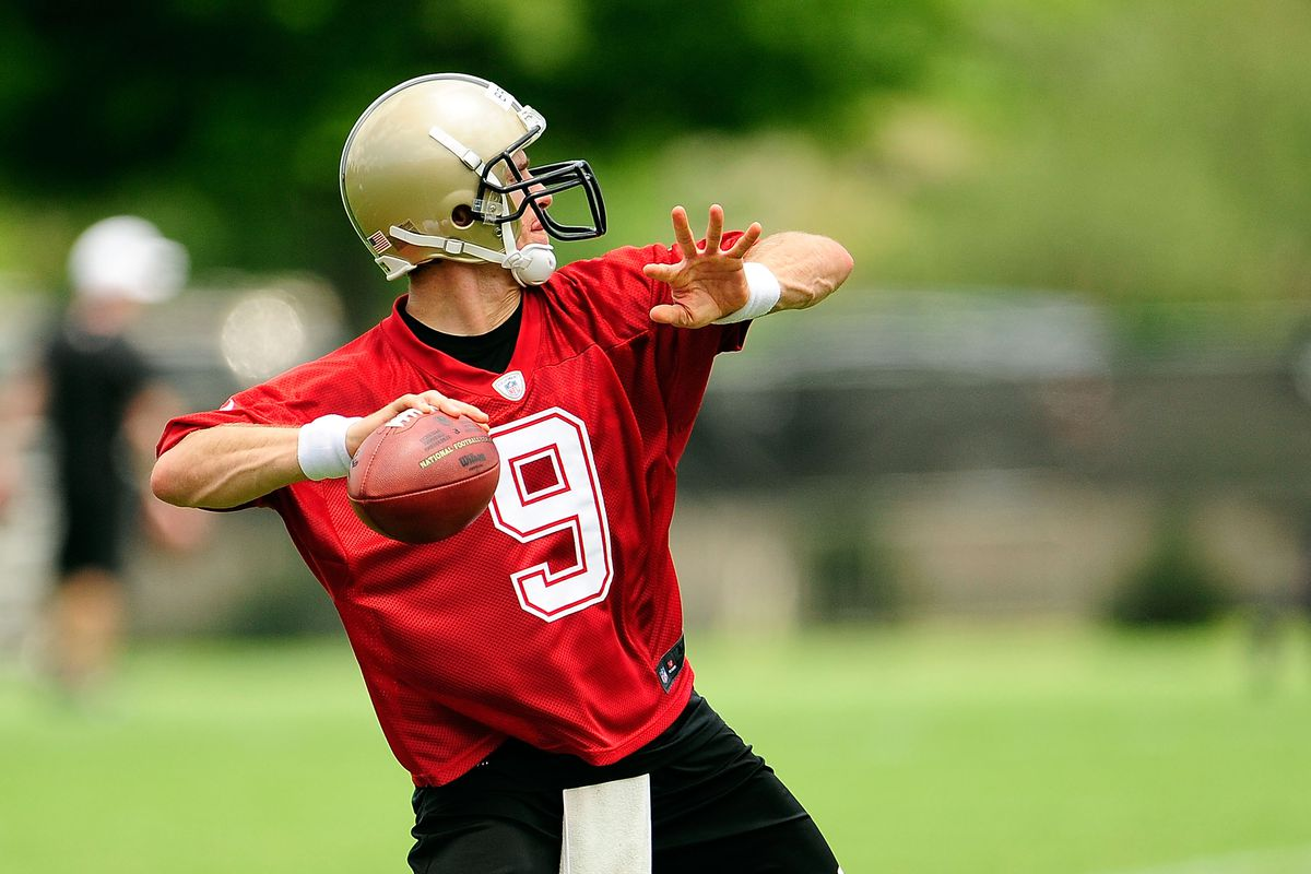 new styles 4ece1 e6b00 Weekend Content: Tracking Saints rookie jersey numbers ...