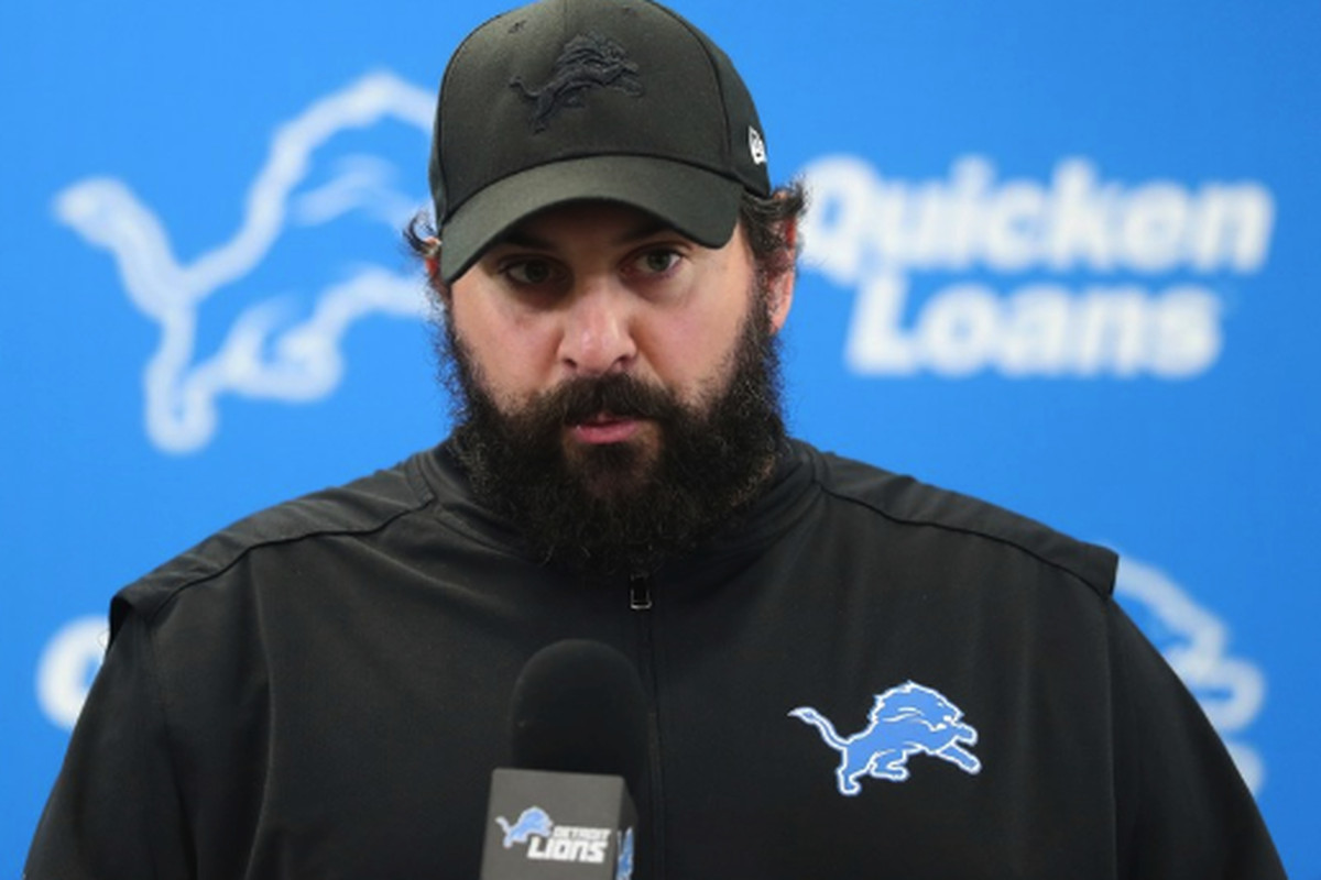 Patricia allegations could cause friction for Lions, but Tate stands