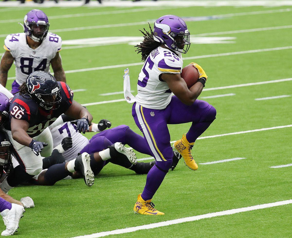 Minnesota Vikings v Houston Texans