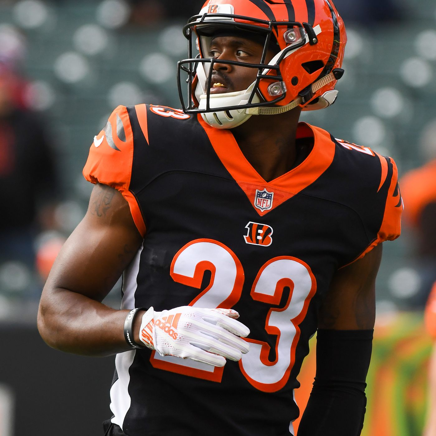 on sale 5593c 976c6 Darius Phillips given superlative marks by PFF - Cincy Jungle