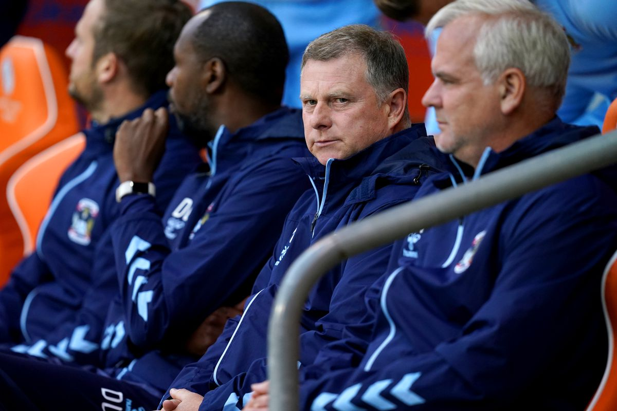 Blackpool v Coventry City - Sky Bet Championship - Bloomfield Road