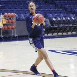 UConn Women's Basketball 2018 NCAA First Round Practice