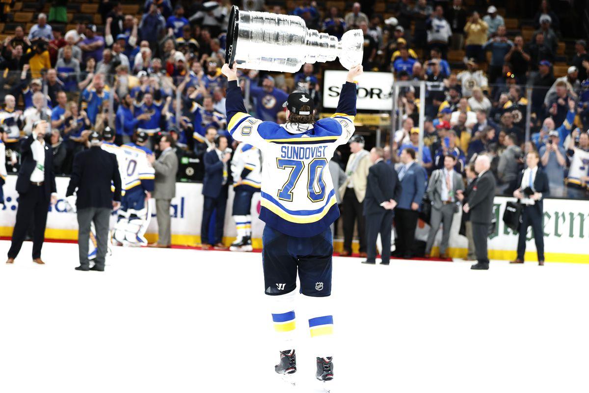 NHL: JUN 12 Stanley Cup Final - Blues at Bruins
