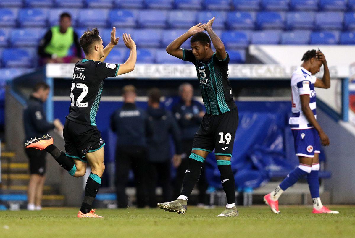 Reading v Swansea City - Sky Bet Championship - Madejski Stadium