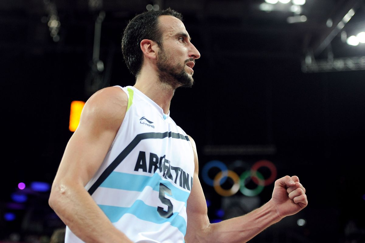 Great news! The Spurs signed an awesome Hall-of-Fame-bound foreigner in the off-season.