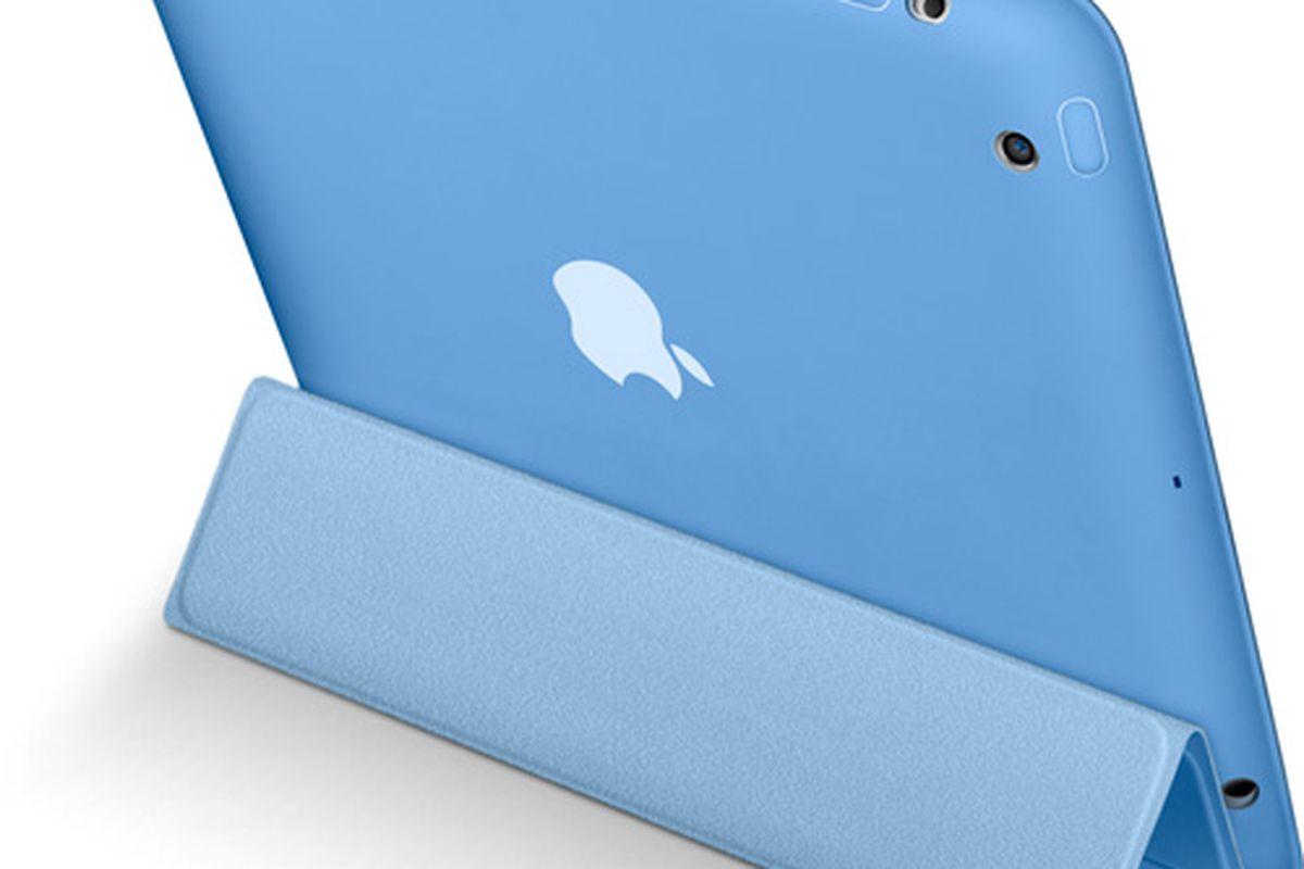 "via <a href=""http://images.apple.com/ipad/accessories/images/smart_case.jpg"">images.apple.com</a>"