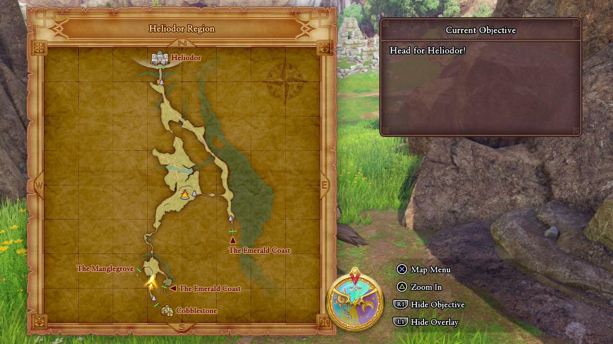 Dragon Quest 11 Beginner S Guide 11 Tips To Help You Find Your Way